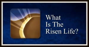 What Is The Risen Life Framed